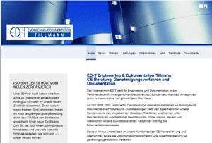 ED-T: Unser Partner für die technische Dokumentation