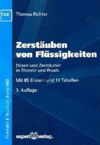 Zerstäuben von Flüssigkeiten. Das Fachbuch von Thomas Richter