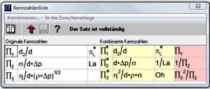 Kennzahlen, die im Kennfeld der intelligenten Düsensteuerung genutzt werden. Bild: IBR Zerstäubungstechnik GmbH
