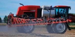 In der Landwirtschaft werden häufig Einstoff-Druckdüsen verwendet.
