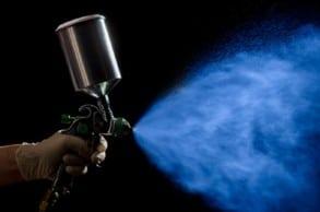 Bestandteil der Düsentechnik: Tropfengrößen und deren Geschwindigkeiten bestimmen den Erfolg eines Zerstäubungsprozesses.